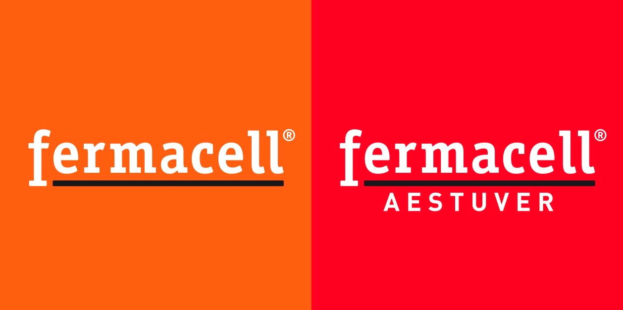 FC Logo Kombination fermacell .fermacell AESTUVER